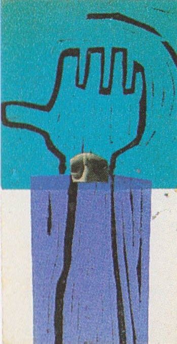 Cartes de voeux de L.J.Leeson des années 50
