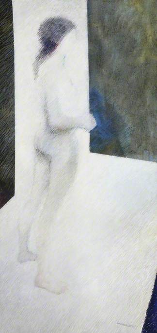Leeson, Laurence, b.1930; Standing Figure